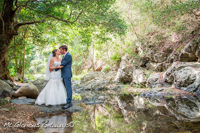 Mount Glorious Getaways is the perfect location for Brisbane Weddings